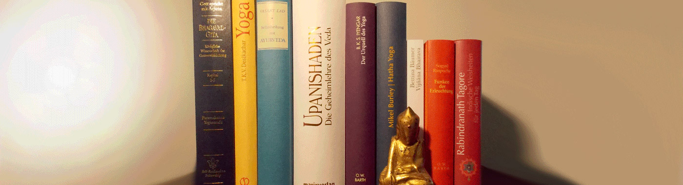 Yoga Philosophie Bücher